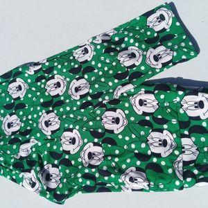 New never worn Lularoe Disney OS leggings